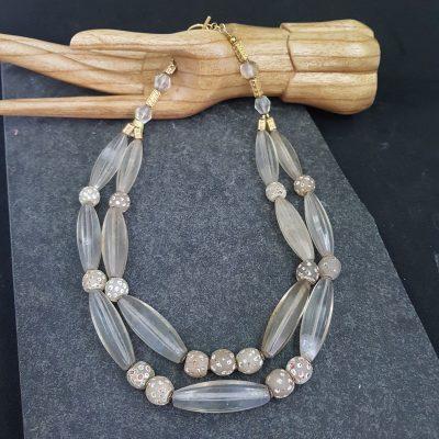 Venetian Trade Beads Necklace