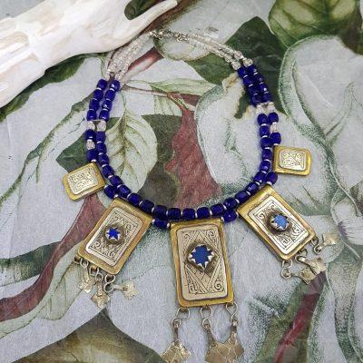 Moroccan Pendants Necklace