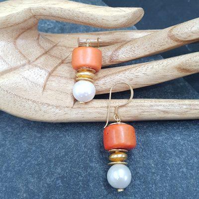 Earrings E452